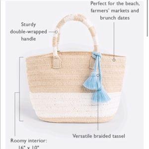 Altru Bags - Altru Straw Tote